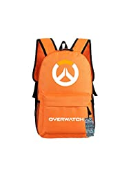 SCT® Overwatch Teens Boys Girls Students School Backpack 18 Inches Style19