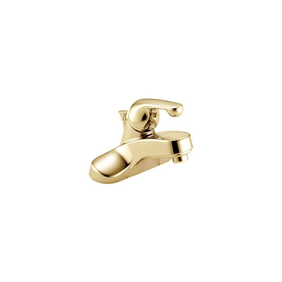Delta Classic 520 PBWF Bathroom Single Handle Faucets Brass