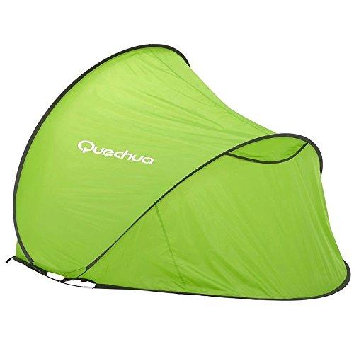 Waterproof Pop Up Shelter : Quechua waterproof pop up tent seconds xl beach