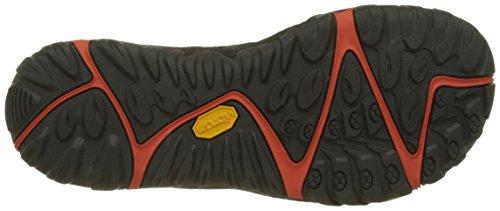 Merrell Out Blaze Sieve, Stivali da Escursionismo Uomo Grigio (Dark Slate)