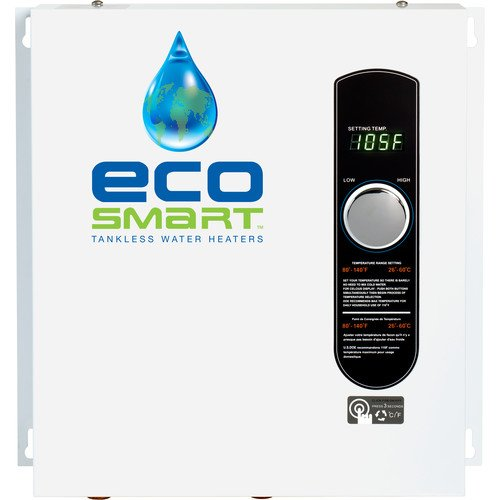 #1 - Tankless Water Heater - EcoSmart ECO 27