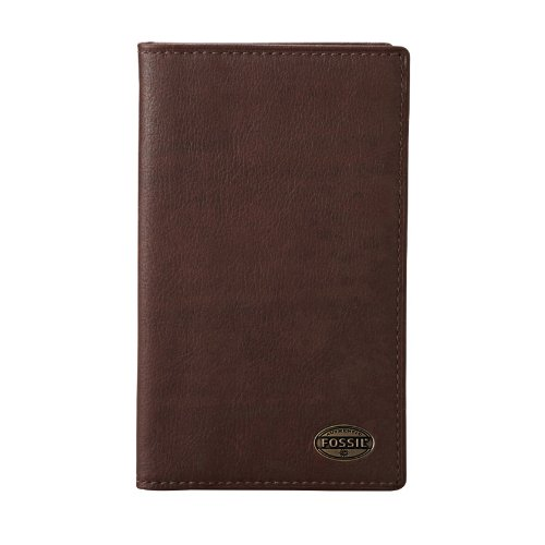 Fossil Estate Estate Executive Wallet Brown ML3227201 by Fossil
