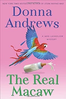 The Real Macaw 1250008646 Book Cover