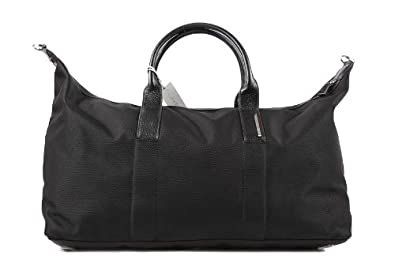 ba2c4602643 Image Unavailable. Image not available for. Colour: Calvin Klein travel  duffle weekend shoulder bag Nylon luca black