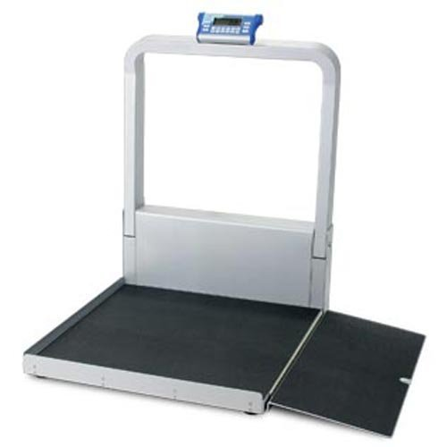 1000 Wheelchair (Doran Scales DS9100 Wheelchair Scale, 1000 lb. Maximum Capacity, 1