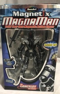 Amazoncom Magnaman Sir Lanclot The Knight Actions Figure Toys Games