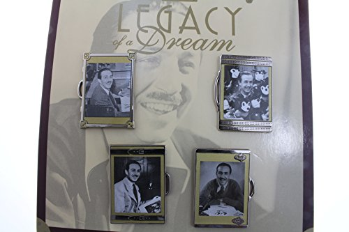 Disney Walt Disney Legacy of a Dream Booster Pack (Disney Dream Pin)