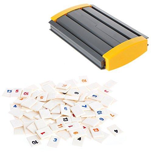 Lovup The Original Digital Board Game, 106 Tiles Israel Mahjong Rummikub Family Travel by Lovup