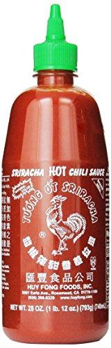 Tuong Ot Sriracha Hot Chili Sauce 28oz