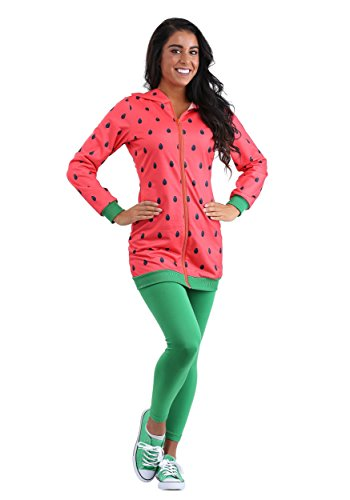 Adult Watermelon Hooded Costume Dress Small -