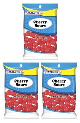 Taylors Candy 2 oz Cherry Sours Candies, 24 Count (Pack of 3) by TylrdsCn (Image #3)