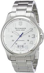 Victorinox Swiss Army Men's 241372 Officers Mechanical Self-Winding Watch
