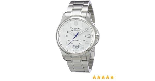 Victorinox Officers Mecha - Reloj: Victorinox Swiss Army: Amazon.es: Relojes