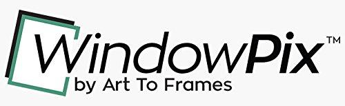 Windowpix WF108-24x96 24x96 Decorative Static Cling Window Film by Windowpix (Image #5)