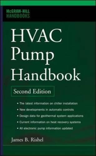 Download HVAC Pump Handbook, Second Edition (McGraw-Hill Handbooks) pdf epub