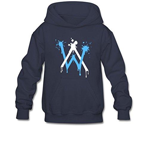 Aliensee Youth Splash Alan Walker Hoodie Sweatshirt