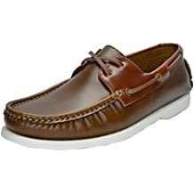 Bruno Marc Men's Bahama Loafers Boat Shoes