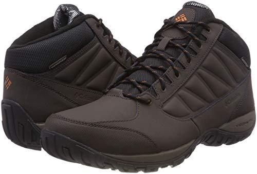 Brillant Pour Columbia Randonne heat Cuivre Impermables De Chukka Chaussures cordovan Omni Brun Wp Hommes 8qTOwUx