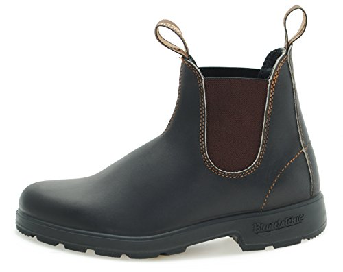 Blundstone 500 Classic Boots - Unisex Stiefel Stiefelette - Braun / Stout Brown - 42.5 EU / 8.5 UK