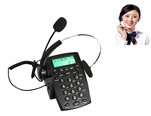 Enegg Dialpad Headset Telephone Home based