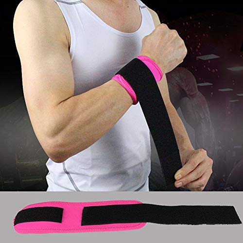 Wristband Wraps Weightlifting Wristbands Events Crossfit Boxing Carpal Tunnel Men Women Pink Wrist Band Sweatbands Wrist Support Compression MMA Bear Grips Wrist Wraps Rogue Tennis 16 in