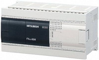 MITSUBISHI ELECTRIC FX3G-60MR/ES FX3G Main Units (AC Power supply and DC inputs) NN