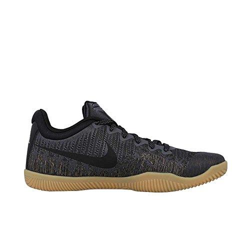 huge selection of 7b036 1e3dd Nike Men s Kobe Mamba Rage Premium Basketball Shoes (11, Black Gold)