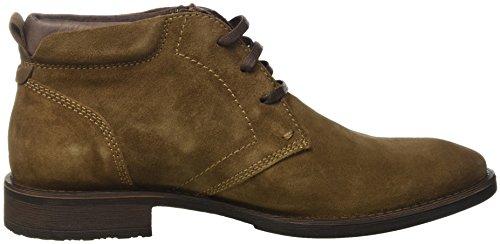 BATA 8234533, Zapatillas Altas para Hombre Marrone (Marrone)