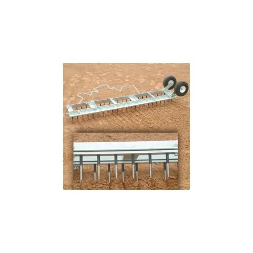 Image of Field Equipment Diamond Digger Field Groomer w/Wheels