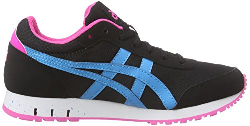 and Curreo Running Trainers 5 Shoes 7 ASICS Black Mens Blue xBCYdqwq