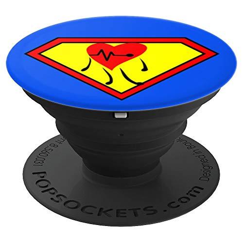 Superhero Nurse Or Doctor T-Shirt - RN Superpower