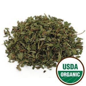 Organic Peppermint Leaf C/S - 4 Oz (113 G) - Starwest Botanicals ()