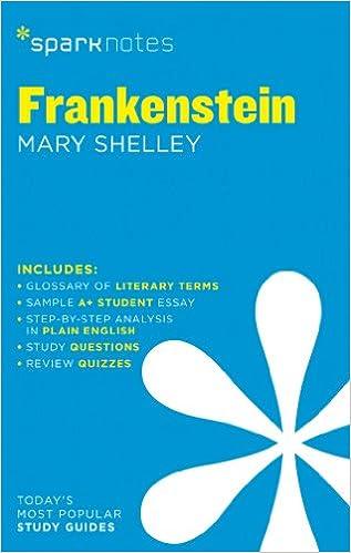 com frankenstein sparknotes literature guide sparknotes com frankenstein sparknotes literature guide sparknotes literature guide series 9781411469549 sparknotes mary wollstonecraft shelley books