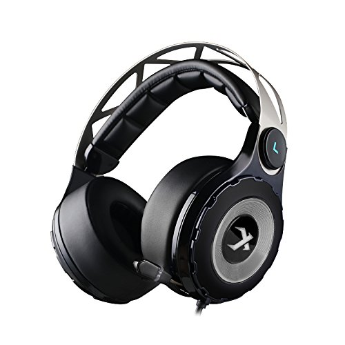 XIBERIA T18 USB Headset Surround Sound Over-ear Gaming Headset Stereo Headphones with Microphone