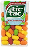 Tic Tac Fruit Adventure Singles, 1 Ounce (Pack of 24)