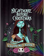 Níghtmare Before Chrístmas Coloring Book: SUPEREME EDITION - 100 PAGES