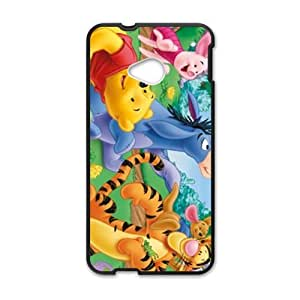 Disney happy animals world Cell Phone Case for HTC One M7