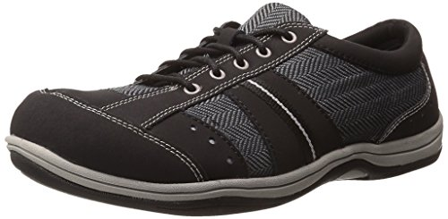 Herringbone Emma Street Sneaker Easy Women Leather Fashion Black Ew0vqz