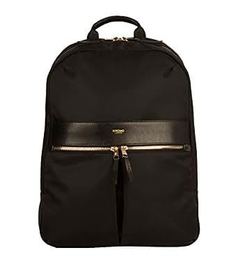 Knomo Luggage Beauchamp 14 Business Backpack 16.5 X 11.6 X 3.9, Black, One Size