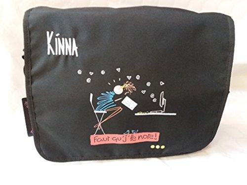 1 scomparto a tracolla, motivo: Kinna