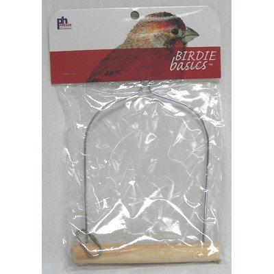 Prevue Hendryx Birdie Basics Swing [Set of 4] Size: 4'' x 5'' by Prevue Hendryx