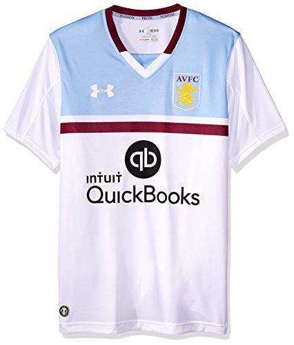 Aston Villa Hat - Under Armour 2016-2017 Aston Villa Away Football Shirt