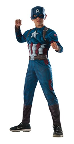 Rubie's Boys Captain America Muscle Chest: Civil War