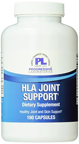 Progressive Labs Hla Joint Support Supplement, 180 Count (Joint Support Ship)