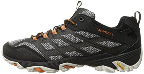 Merrell Men's Moab FST Hiking Shoe, Black, 13 M US by Merrell (Image #5)