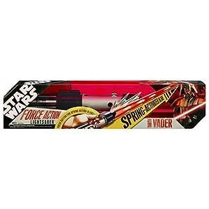 Hasbro Star Wars Vader Force Action Extending Lightsaber