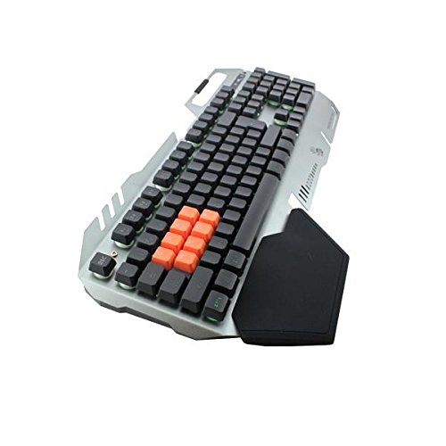 c337c035129 Amazon.com: Bloody Light Strike 8-Infrared Switch Gaming Keyboard B418:  Computers & Accessories