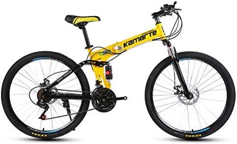 Bicicletas de Montaña 26 Pulgadas Acero al Carbono 27 Bicicletas ...