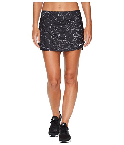 Nike Women's Court Printed Pure Skirt with Compression Undershorts - XL