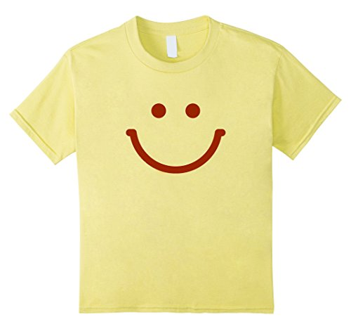 Kids Halloween Funny Emoji Team Costume Matching Shirt for Family 10 Lemon